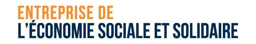Entreprise L'economie sociale et solidaire logo